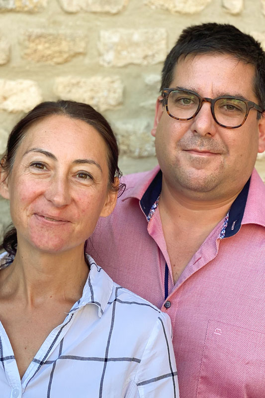 Agnes & Laszlo Siller